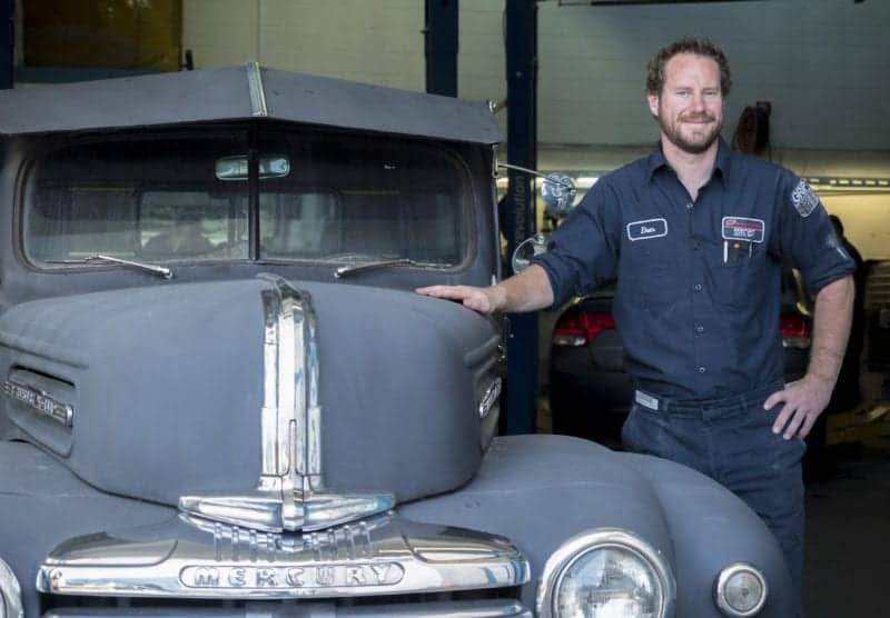 Dom Beer, Owner of Newport Auto